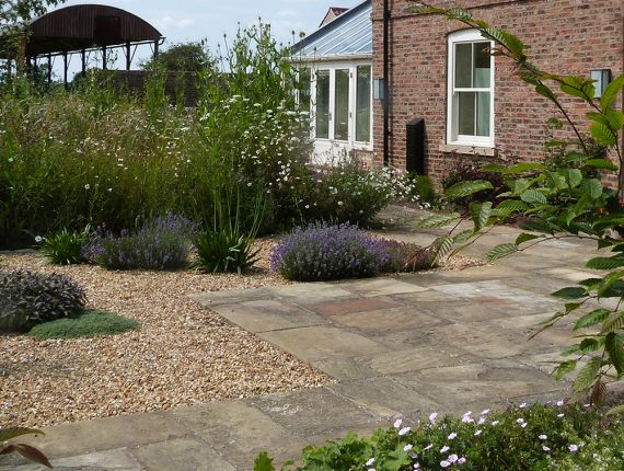 Garden Design North Yorkshire